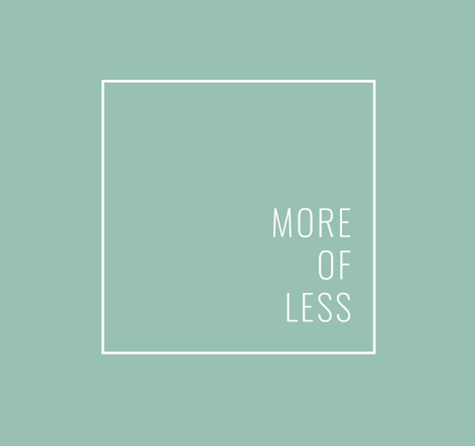 More of Less